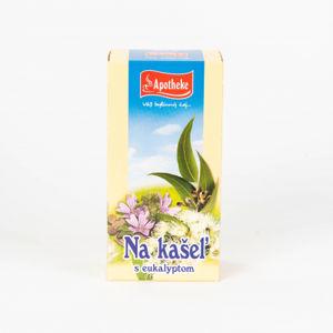 Apotheke Na kašel s eukalyptem čaj 20 x 1.5 g