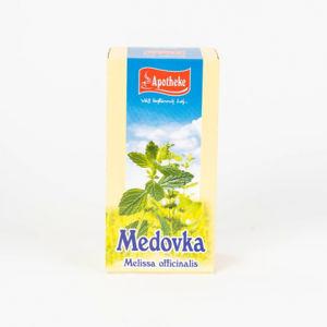 Apotheke Meduňka lékařská čaj 20 x 1,5 g