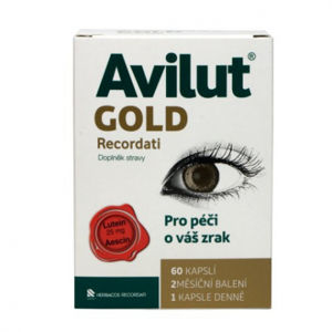 AVILUT gold 60 cps