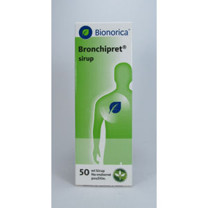 Bronchipret sirup 50 ml