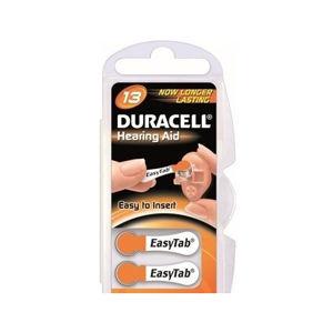 Duracell HA 13 Easytab 1.4 V batérie 6ks