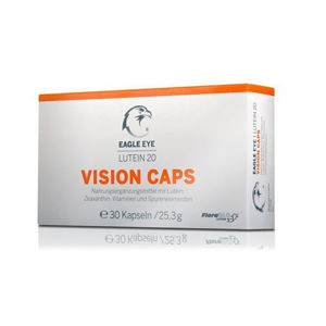 Eagle eye lutein 20 vision caps 30 cps