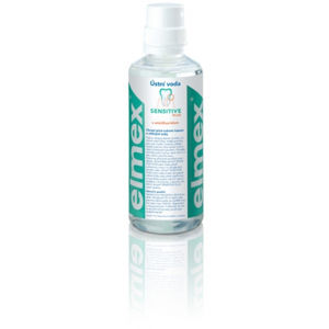 Elmex Sensitive Plus ústna voda 400 ml