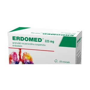 Erdomed 225mg plo.por.20 x 225mg
