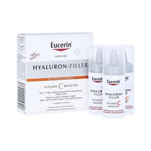 Eucerin Hyaluron - Filler Vitamin C booster 3 x 7,5 ml