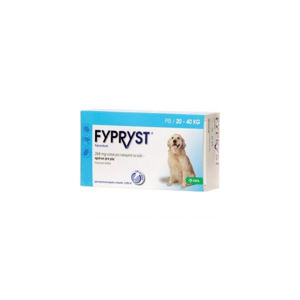 Fypryst spot pes L 20-40 kg 3 pipety