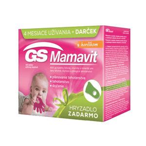 GS Mamavit 100+20 tbl +darček hryzadlo
