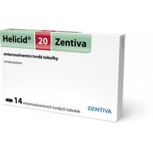 Helicid 20 cps dur 20 mg 14 ks