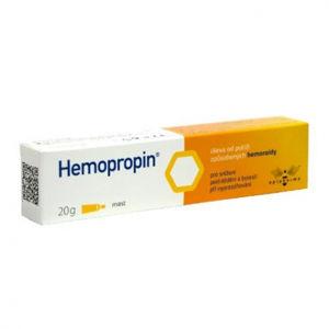 Hemopropin masť 20 g