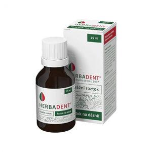 Herbadent gingiválny roztok 25 ml