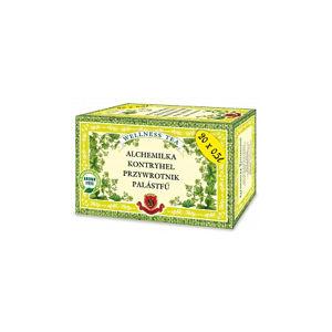Herbex Alchemilka žltozelená porciovaný čaj 20 x 3 g