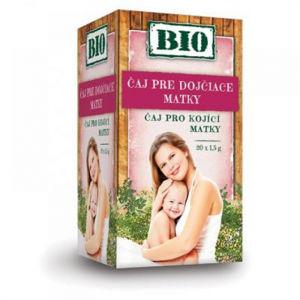 HERBEX BIO TEA PRE KOJACE MATKY bylinný čaj 20 x 1,5 g