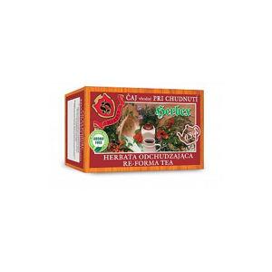 Herbex čaj NA CHUDNUTIE bylinný čaj 20 x 3 g