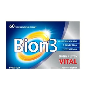 Merck Bion 3 Vital 60 tabliet