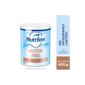 Nutricia 1 LACTOSE FREE 400 g