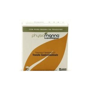 physiomanna LaxDepur šumivé tablety 12 ks