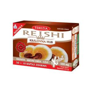 Terezia Reishi 100% 50+10 cps