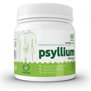 TOP GREEN Psyllium 100cps
