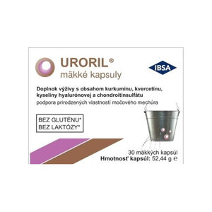 Uroril 30 cps